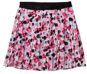 Kate Spade pleated blooming floral skirt (Big Girls)