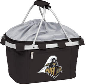 Picnic Time Metro Basket Purdue Boilermakers Embroidered
