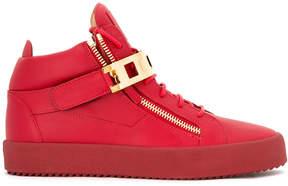 Giuseppe Zanotti Design Owen hi-top sneakers