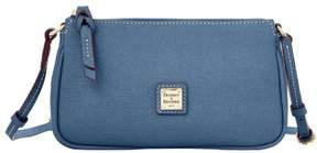 Dooney & Bourke Saffiano Lexi Crossbody Shoulder Bag - GRAPHITE - STYLE