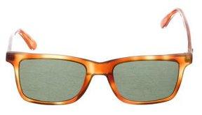 Bottega Veneta Tortoiseshell Tinted Sunglasses