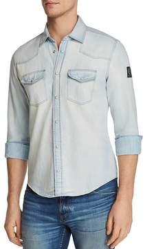 Belstaff Somerford Western Denim Shirt