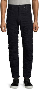 G Star G-Star Men's Staq 3D Tapered Fit Cotton Jeans