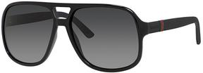 Safilo USA Gucci 1115 Navigator Sunglasses