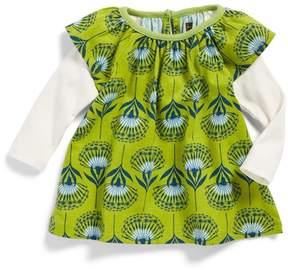 Tea Collection Dandelion Flutter Dress (Baby Girls)