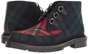 Burberry Melton Tartan Boot Men's Boots