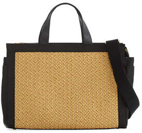 Eric Javits Bancroft Large Straw Tote Bag