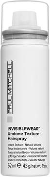 Paul Mitchell Travel Size Invisiblewear Undone Texture Hairspray