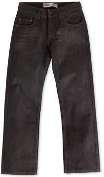 Levi's 505 Regular Fit Jeans, Big Boys