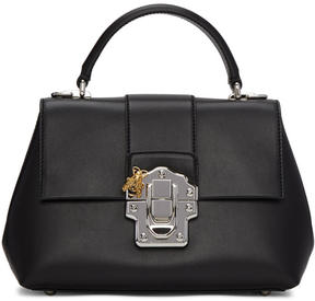 Dolce & Gabbana Black Small Lucie Bag