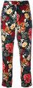 Sonia Rykiel floral trousers