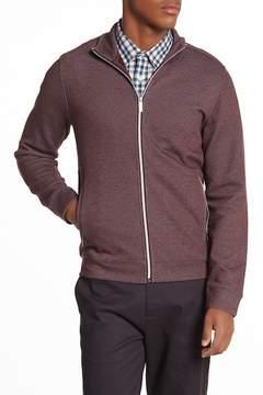 Perry Ellis Plaited Zip Jacket