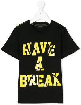 Diesel Have a break T-shirt