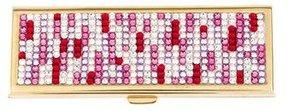 Judith Leiber Embellished Pocket Mirror