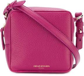 Sara Battaglia double zip crossbody bag