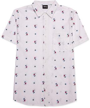 Hybrid Men's Mickey Mouse Shirt