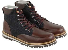 Lacoste Montbard Boot 316 2 Dark Brown Mens Casual Dress Boots