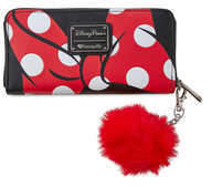 Disney Minnie Mouse Wallet by Loungefly