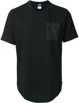 New Balance pocket detail T-shirt