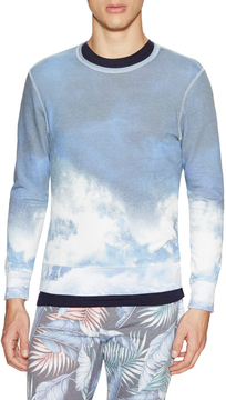 Sol Angeles Men's Cotton Crewneck Sweatshirt