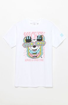 Neff Mickey Mental Vacation T-Shirt