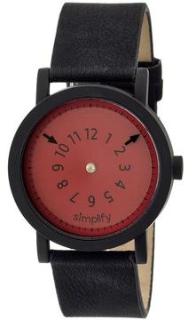 Simplify The 2300 Collection 2304 Unisex Watch