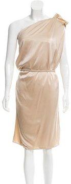 DAY Birger et Mikkelsen Silk One-Shoulder Dress