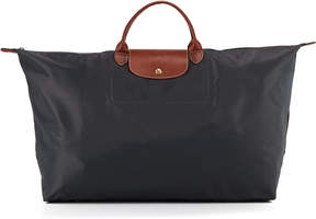 Longchamp Le Pliage Extra-Large Duffel Travel Tote Bag - GRAY - STYLE