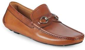 Magnanni Men's Leather Penny Loafers