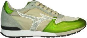 Mizuno Grey Silver Etamin Wos Sneakers