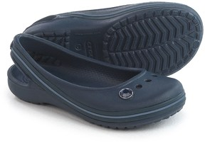 Crocs Genna II Gem Flats (For Little and Big Girls)