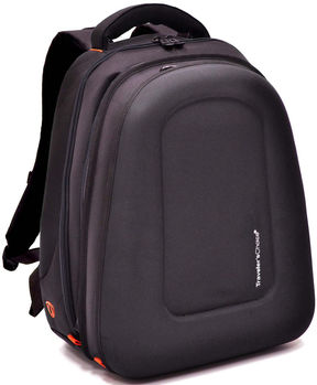 TRAVELERS CHOICE Traveler's Choice Compression-Molded EVA Expandable Laptop Backpack
