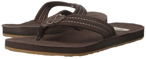 Quiksilver Carver Suede Deluxe Men's Sandals