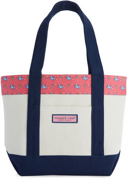 Vineyard Vines Crab Classic Mini Tote