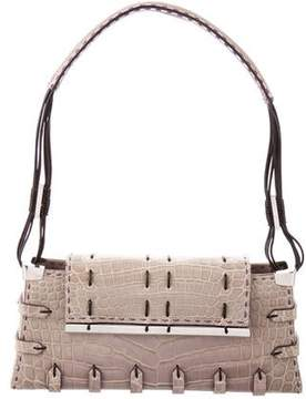 VBH Crocodile Diva Bag