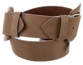Maison Margiela Leather Waist Belt w/ Tags