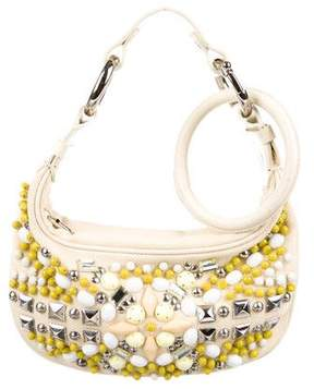 Chloé Embellished Mini Bracelet Bag