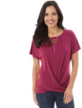 Apt. 9 Women's Twist Tee