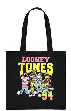 Forever 21 Looney Tunes Graphic Tote Bag