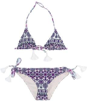 MC2 Saint Barth Kids printed bikini