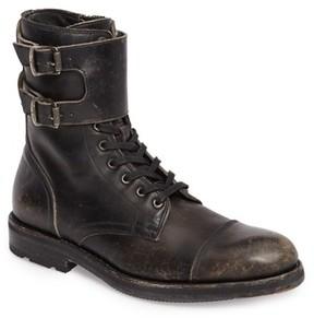 Frye Men's Officer Cap Toe Boot