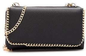 Urban Expressions Foster Vegan Leather Crossbody Clutch