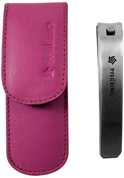 Pfeilring Toe Nail Clippers with Case - Pink by 1pc Toenail Clipper)