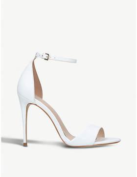 Carvela Glimmer leather heeled sandals