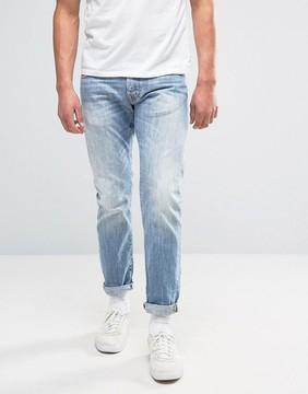 Edwin ED-55 Regular Tapered Jeans Heaven Wash
