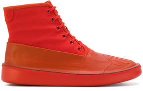 Camper lace-up hi-top sneakers