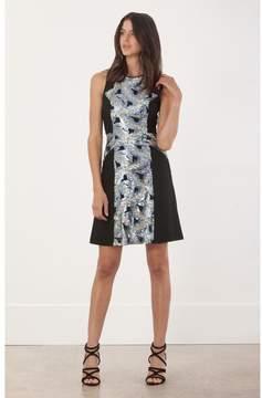 Hale Bob | Loraie Sequin Dress | L | Blue