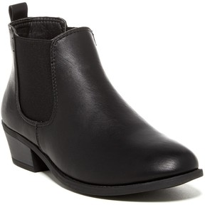 Refresh Tildon Faux Leather Ankle Boot