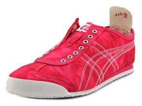 Onitsuka Tiger by Asics Mexico 66 Women Round Toe Canvas Pink Sneakers.