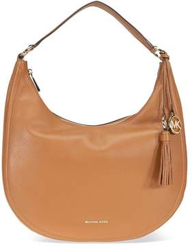 Michael Kors Lydia Large Shoulder Bag - Acorn - ONE COLOR - STYLE